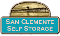 San Clemente Self Storage logo